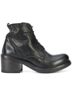 ботинки по щиколотку Moma