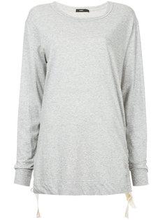 футболка с длинными рукавами  Bassike