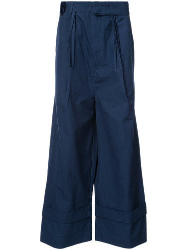 свободные брюки с высокой талией Craig Green