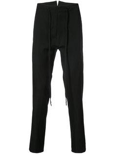 брюки средней посадки Nude