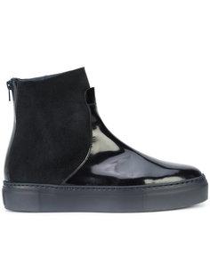 ботинки на молнии Agl