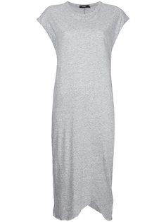 прямое платье Bassike