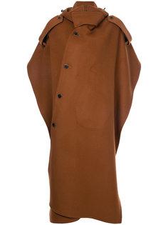 пальто-кейп  MSGM