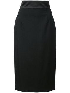 классическая юбка-карандаш Oscar de la Renta