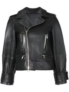 куртка с укороченными рукавами Oscar de la Renta