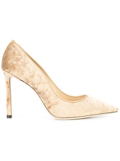 туфли-лодочки Romy 100 Jimmy Choo