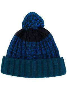 шапка с помпоном Paul Smith