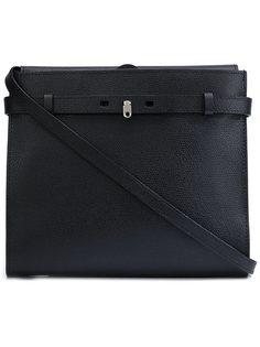 сумка через плечо с молнией  Valextra
