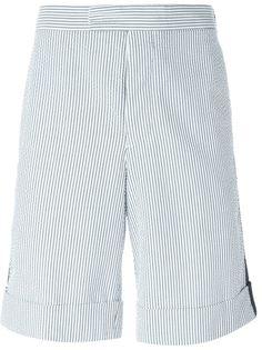 шорты в полоску Moncler Gamme Bleu
