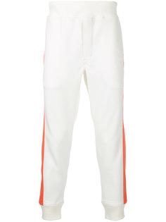 спортивные брюки с полоской Junya Watanabe Comme Des Garçons Man