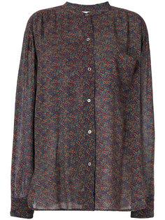 блузка с принтом Jaws Isabel Marant Étoile