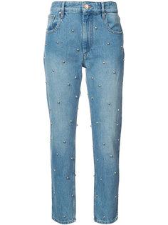 прямые джинсы с заклепками Isabel Marant Étoile
