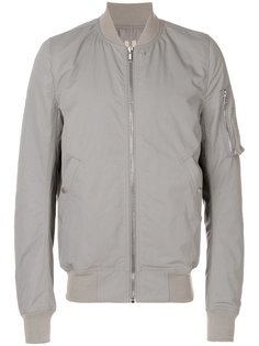 padded bomber jacket Rick Owens DRKSHDW
