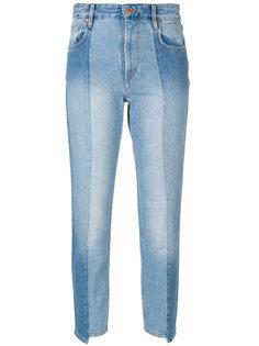 джинсы с резным манжетом Isabel Marant Étoile