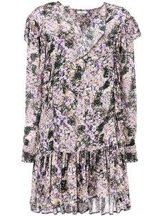 платье с цветочным принтом Jedy Isabel Marant Étoile