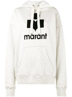 толстовка с принтом логотипа Isabel Marant Étoile