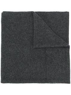 шарф с вышивкой Ermanno Scervino