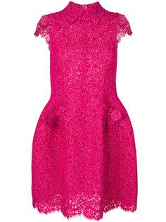 классическое расклешенное платье Ermanno Scervino