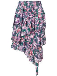 юбка с цветочным принтом Jeezon Isabel Marant Étoile