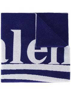 трикотажный шарф Balenciaga 2017 Balenciaga