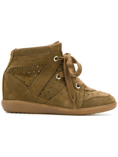 кроссовки на шнуровке  Isabel Marant