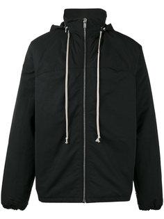 Padded windbreaker jacket Rick Owens DRKSHDW