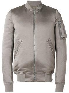 пуховая куртка-бомбер Rick Owens
