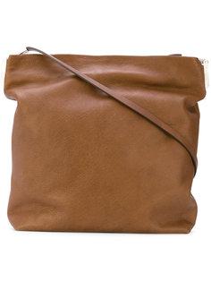 сумка на плечо на молнии Rick Owens
