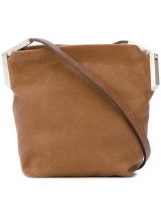 мини-сумка через плечо на молнии Rick Owens