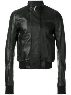 укороченная куртка бомбер Rick Owens