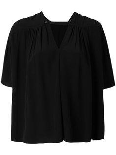 блузка с V-образной горловиной Étoile Isabel Marant Étoile
