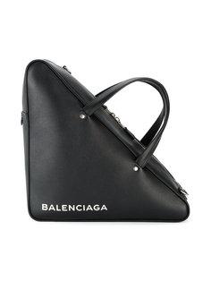 треугольная средняя сумка Balenciaga