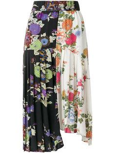 юбка с цветочным принтом Inaya  Isabel Marant