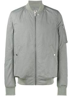 пуховая куртка-бомбер  Rick Owens DRKSHDW