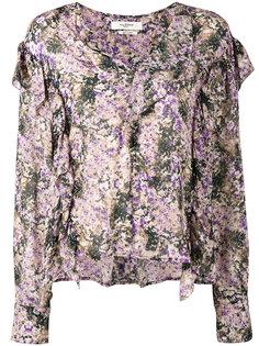 блузка с оборками  Isabel Marant Étoile