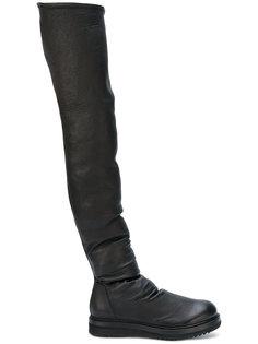 ботинки с чулочной вставкой Creeper Rick Owens