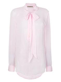 полупрозрачная блузка  Ermanno Scervino
