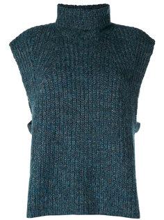 свитер с отворотом Delwood Isabel Marant Étoile