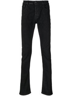 джинсы кроя скинни Rick Owens DRKSHDW