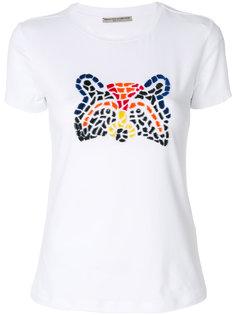 футболка с медведем  Ermanno Scervino