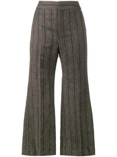 укороченные расклешенные брюки Keroan Isabel Marant