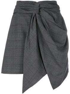 клетчатая юбка Nima Isabel Marant Étoile