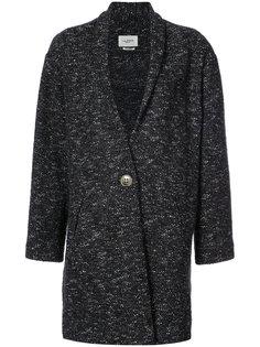 пальто с лацканами-шалька Isabel Marant Étoile