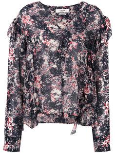блузка с цветочным принтом Isabel Marant Étoile