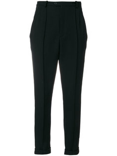 cropped tailored trousers Isabel Marant
