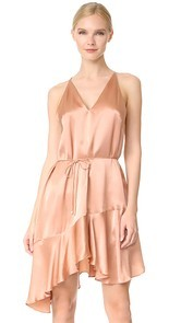 Acler Richie Silk Dress