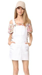AG Kaitlin Overall Dress