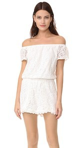 BB Dakota Jack by BB Dakota Lace Romper