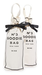 Bag-all Wine Goodie Bag Set of 2