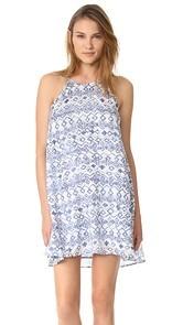 Bella Dahl Halter Dress